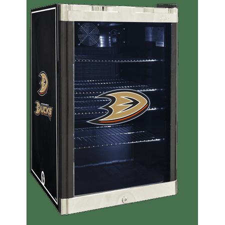NHL Refrigerated Beverage Center 4.6 cu ft Anaheim Ducks by