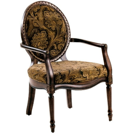 Selwyn Victorian Arm Chair Amish Cherry Arm Chair