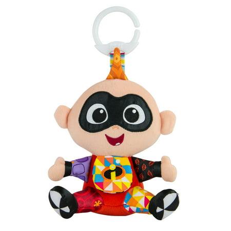 Lamaze Clip & Go Jack Jack, Baby Car Seat Toy ()