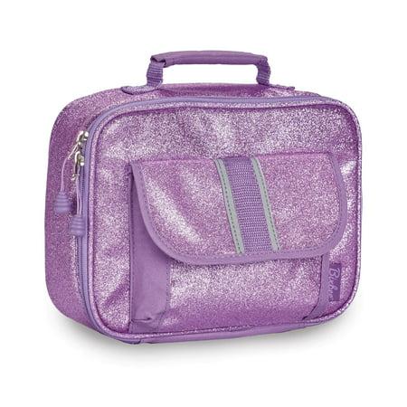 - Bixbee Purple Sparkalicious Lunchbox