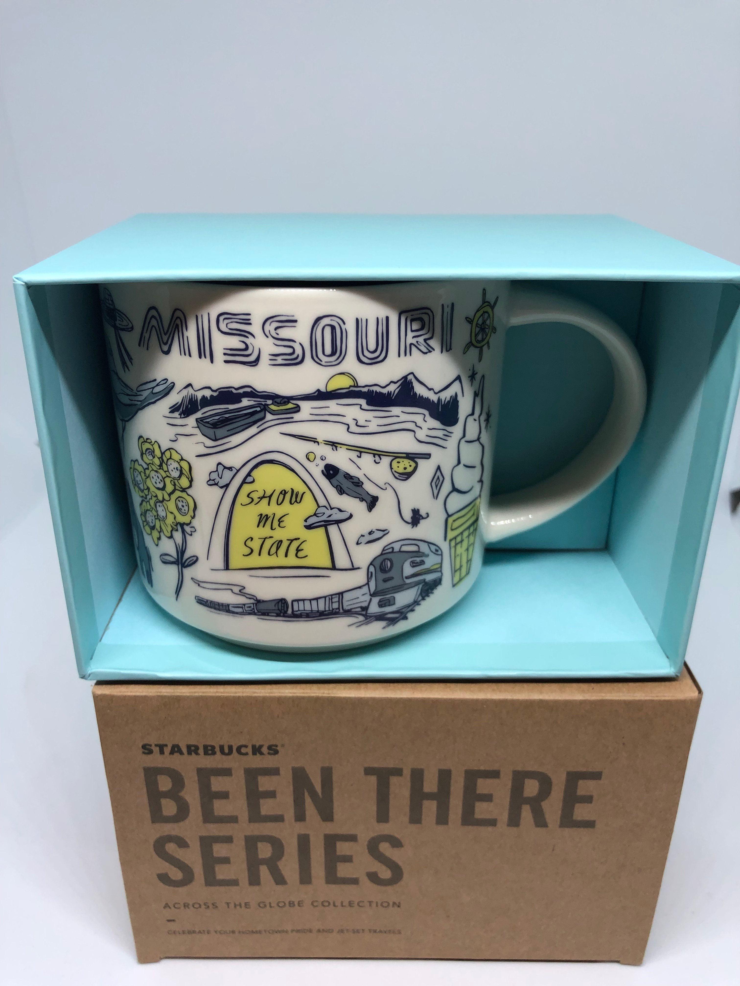 Starbucks Been There Series Collection Missouri Coffee Mug New With Box Walmart Com Walmart Com