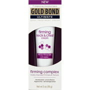 Gold Bond Ultimate Firming Neck & Chest Body Treatment Cream, 2 oz