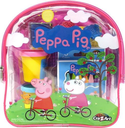 PEPPA PIG 5 VALUE DOUGH PACK