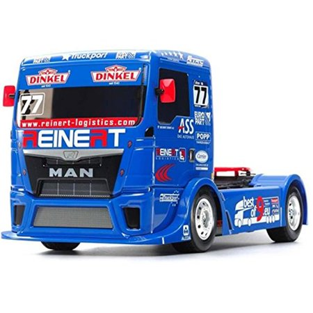 Tamiya 58642 1:10 Team Reinert Racing MAN TGS TT-01 Type (Tamiya Team Hahn Racing Man Tgs Tt 01e)
