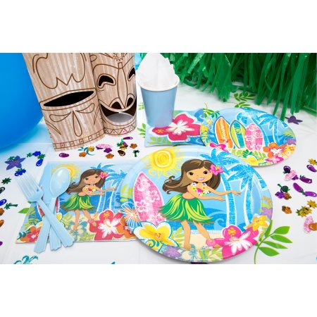 Hula Beach Party Supplies - Walmart.com