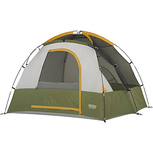 Wenzel Ponderosa 7 x 7 Foot Dome Tent (3 Person)
