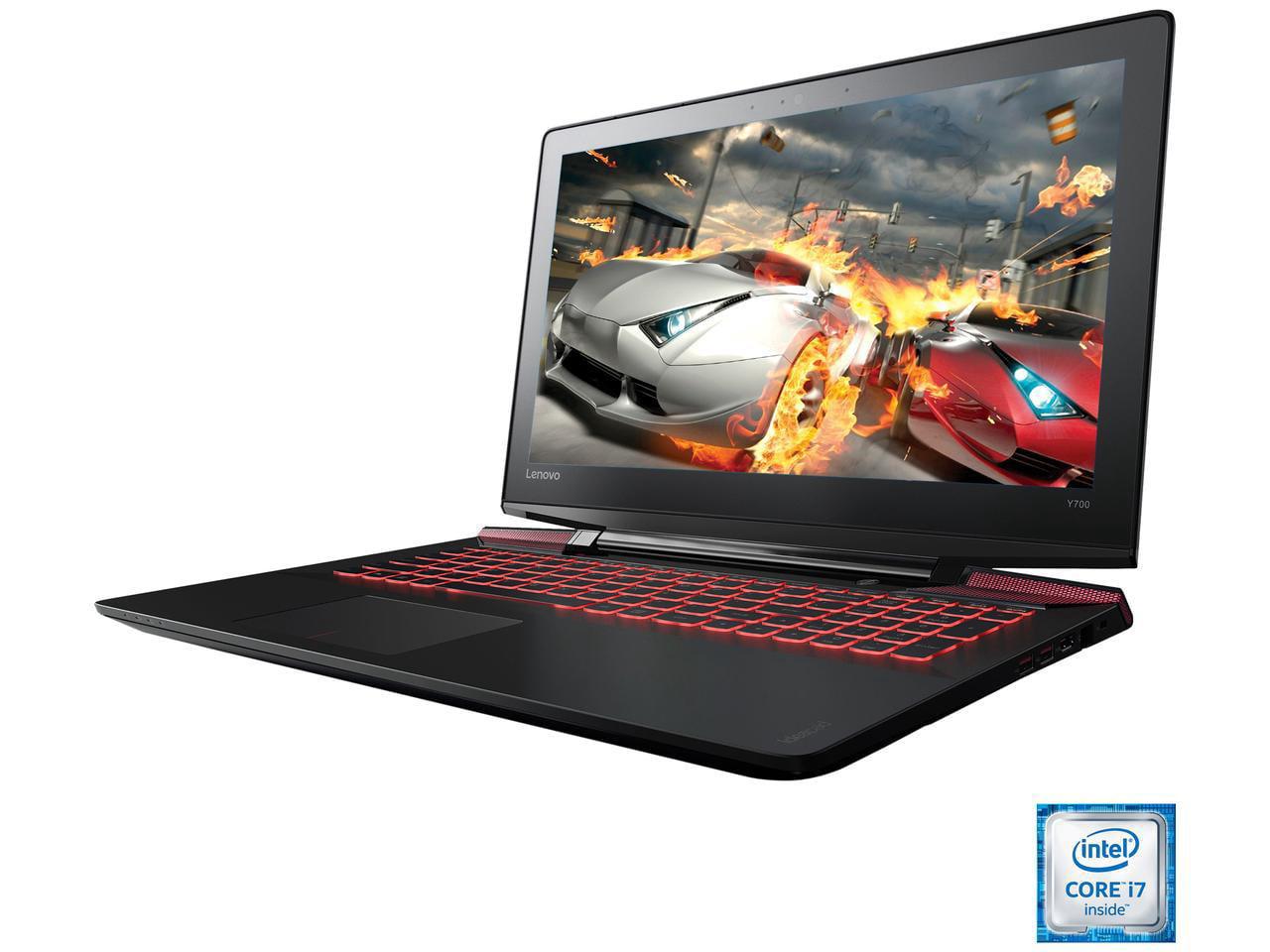 """Lenovo IdeaPad Y700-15ISK (80NV00W4US) 15.6"""" Intel Core i7 6th Gen 6700HQ (2.60 GHz) NVIDIA GeForce GTX... by Lenovo"""