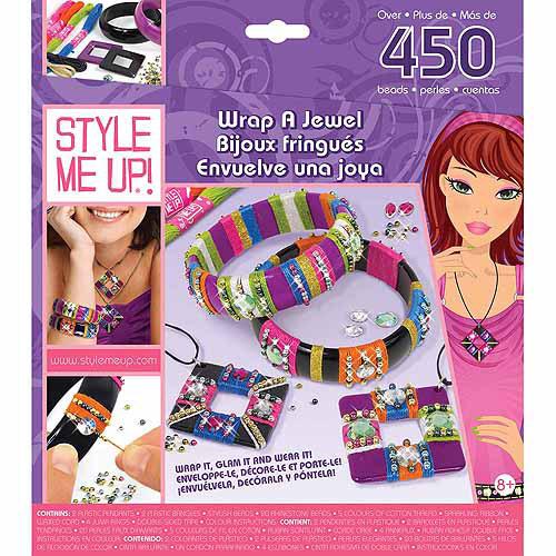 Style Me Up Wrap a Jewel Kit