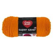 Super Saver Economy Yarn, Soft White, Red heart super saver solid yarn By Red Heart