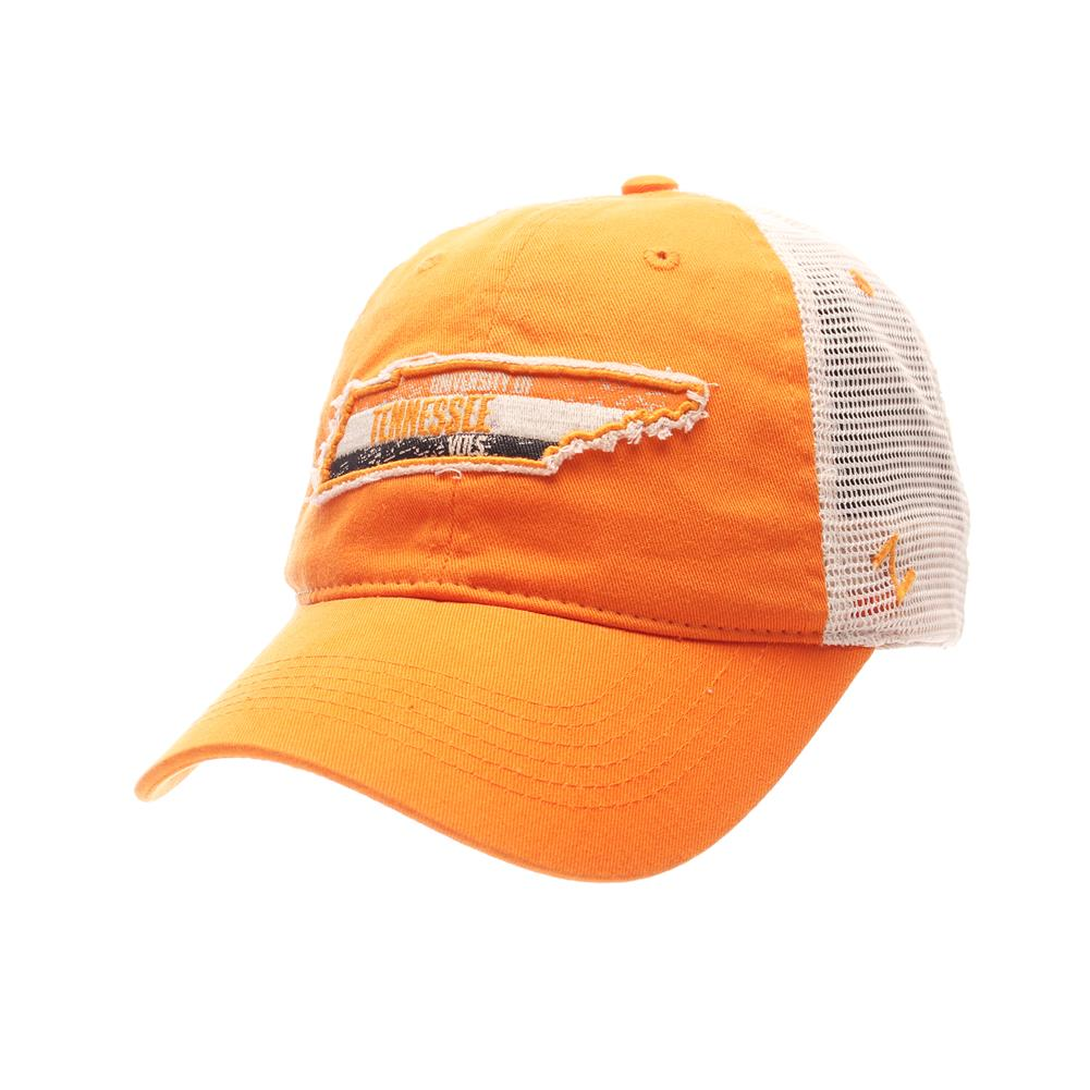 Tennessee Volunteers Vols UT Zephyr Roadtrip Trucker Hat