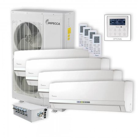 Impecca ISFW-600912X3 Flex Wall Mounted 4 Unit Combination Air Conditioners FeaturesFlex Wall Mounted 4 Unit Combination Air Conditioners- SKU: MRTM7765