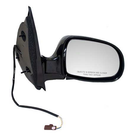 Passengers Power Side View Mirror Replacement for Ford Windstar Van 3F2Z17682GA ()