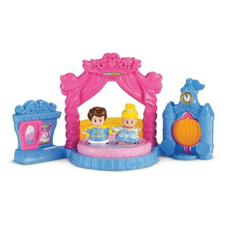 Disney Princess Cinderellas Ball By Little People