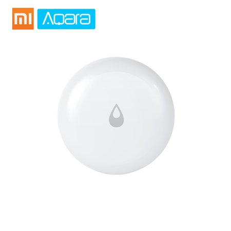 Xiaomi Aqara Water Leak Sensor Smart Wireless Flood Water Immersing Leakage Leak Detector Alarm Sensor Waterproof App Remote Control Mijia Smart