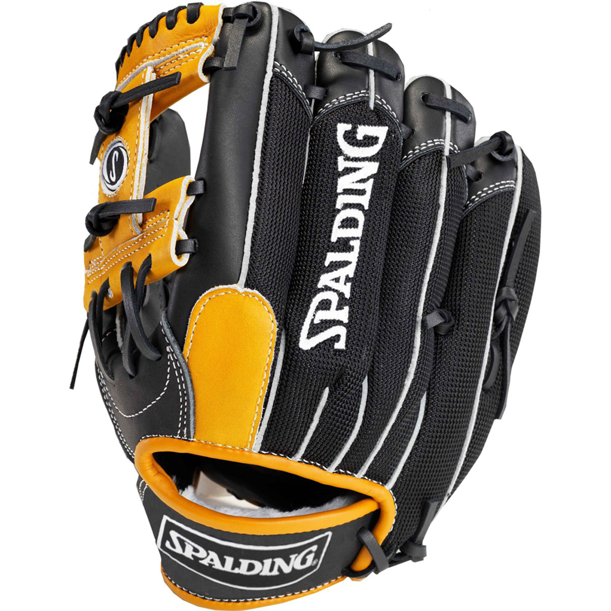 Spalding Youth Mesh Series I-Web Baseball Glove, Right Hand Throw