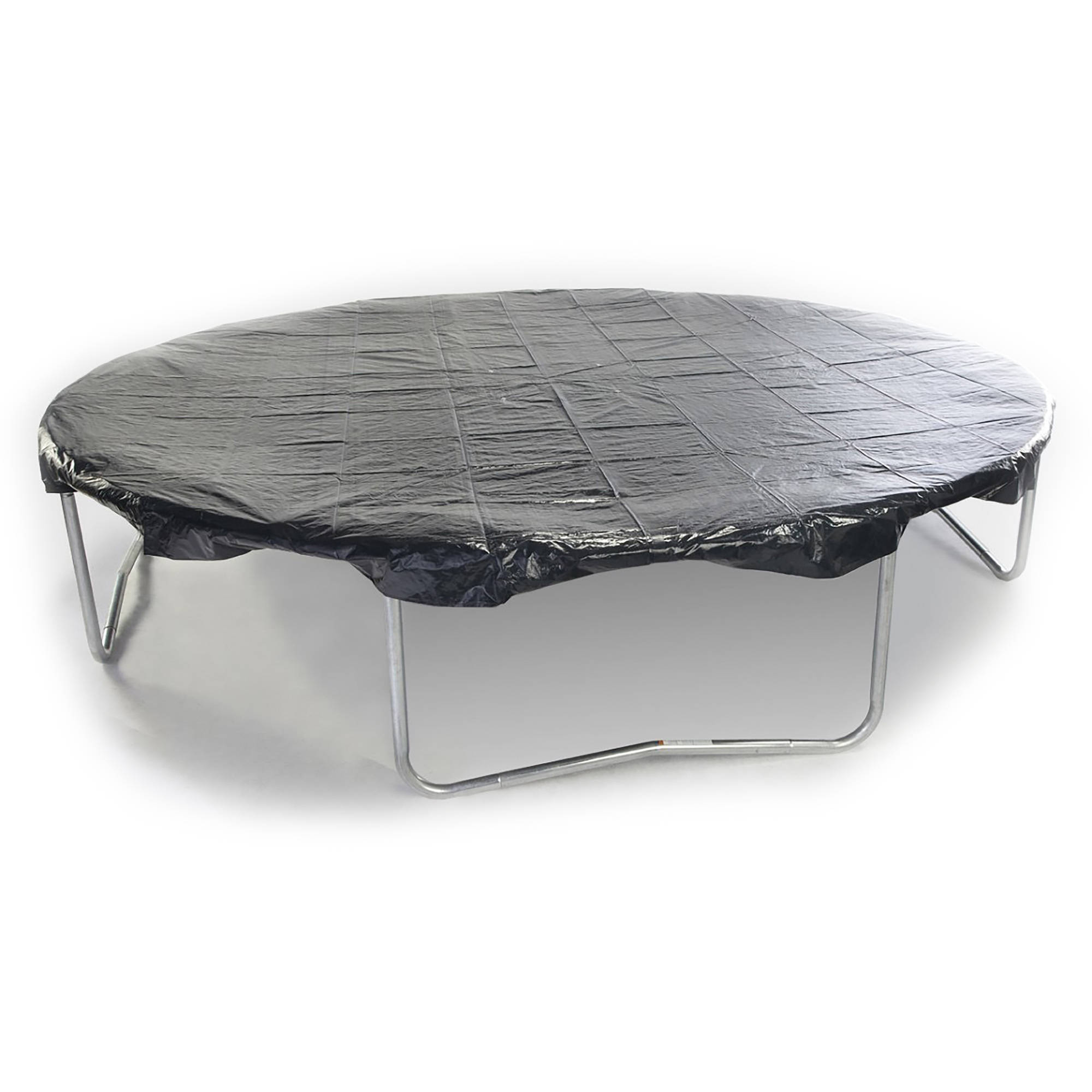JumpKing 15 ft. Black Trampoline Protective Weather Cover â Accessory for Round Trampolines Fits 15 ft.