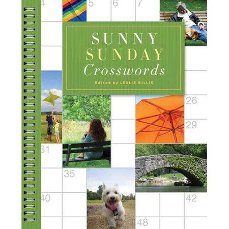 Sunny Sunday Crosswords