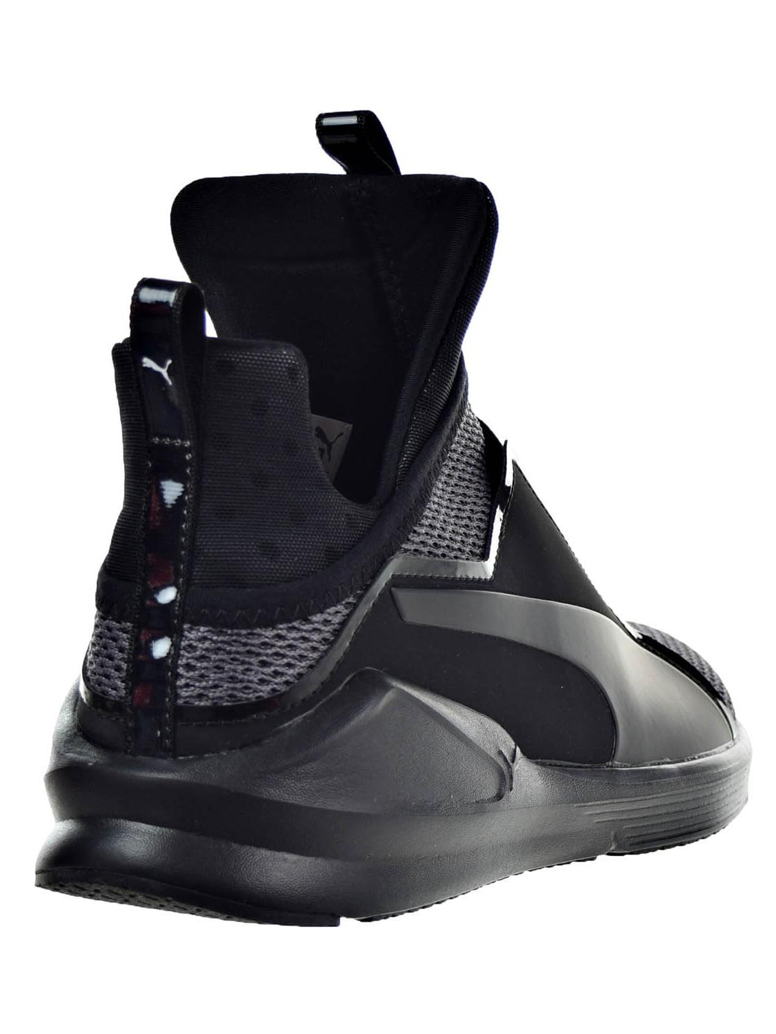Puma Fierce Knit Women's Training Shoes Black/Black 190303-01