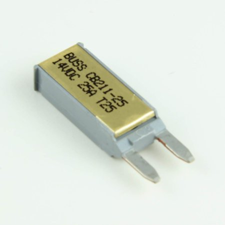 25 Amp Auto-Reset Mini/ATM Blade-Style Circuit Breakers (1 per (Mini Circuit Breaker)