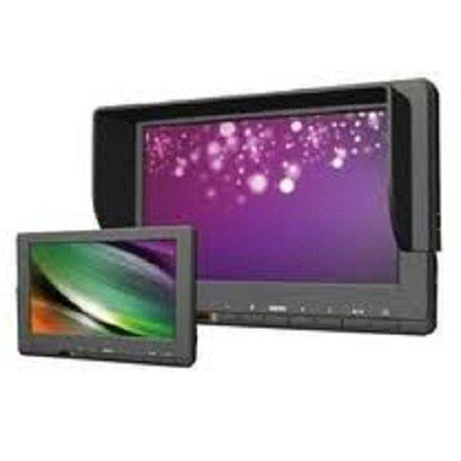 Lilliput 667H001 7 In. Field Monitor With HDMI And Camera Battery Slot 667GL-70NP-H-Y