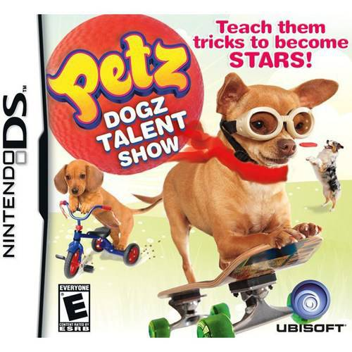 Petz Dogz Talent Show (DS)