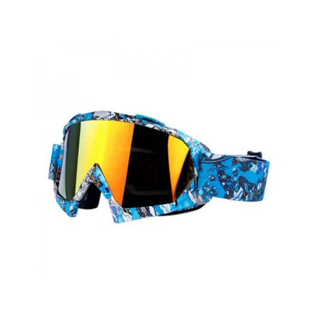 Ropalia Snowboard Ski Goggles Gear Skiing Sport Men Women Glasses Anti-fog UV Dual Lens Outdoor Ski