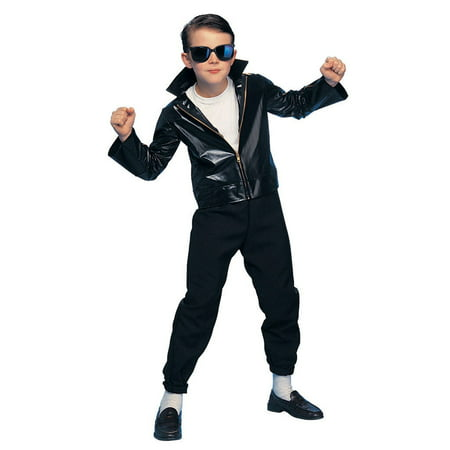 Greaser Child](Greaser Costume Ideas)