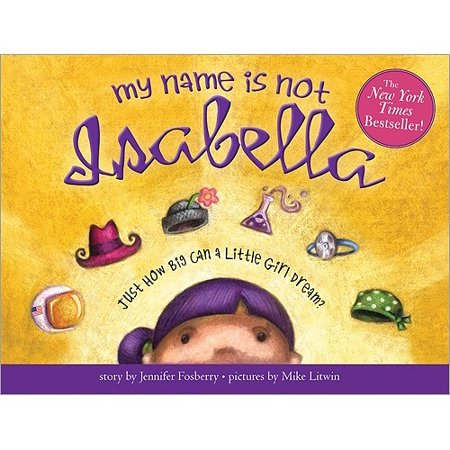 My Name Is Not Isabella - Who Is Queen Isabella