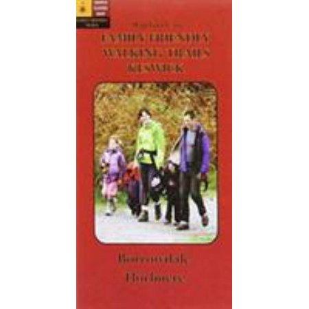 Family-Friendly Walking Trails: Keswick (Map)