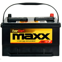 EverStart Maxx Lead Acid Automotive Battery, Group 65n