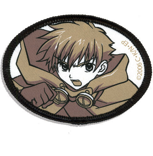 Patch - Tsubasa - New Syaoran Tough Iron On Toys Anime Licensed ge7219