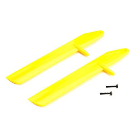Blade Main Rotor Blade Fast Flight Yellow mCP X BL BLH3907YE