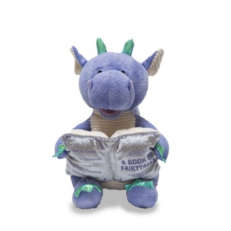 Plush Stuffed Dragon - Dalton the Storytelling Dragon 12