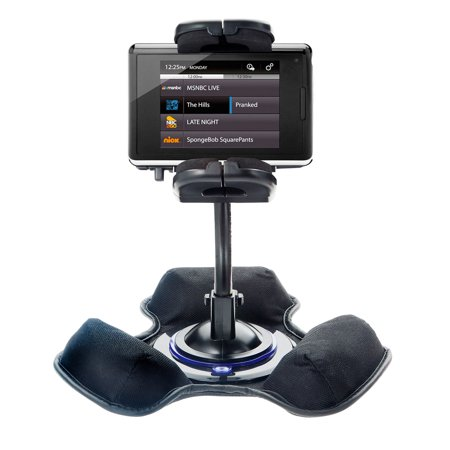 Car / Truck Vehicle Holder Mounting System for FLO TV PTV 350 Personal  Television Includes Unique Flexible Windshield Suction and Universal  Dashboard