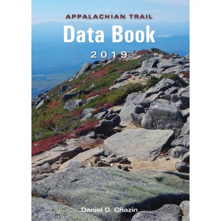 - Appalachian trail data book (2019) (paperback): 9781944958060