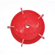 3Skull Paintball Halo B Drive Cone Delrin - Red