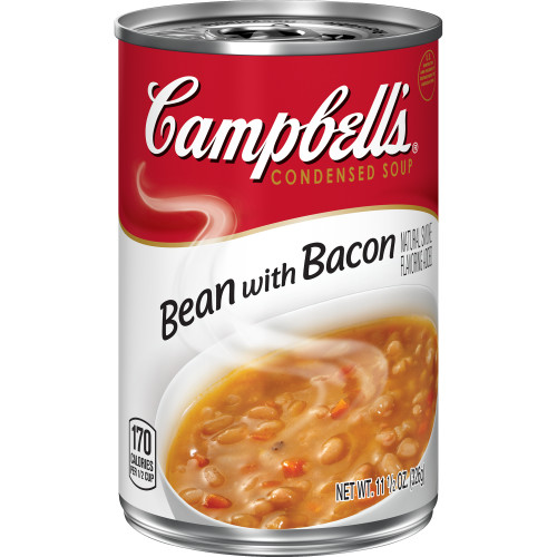 Campbell's Condensed Bean with Bacon Soup, 11.5 oz.