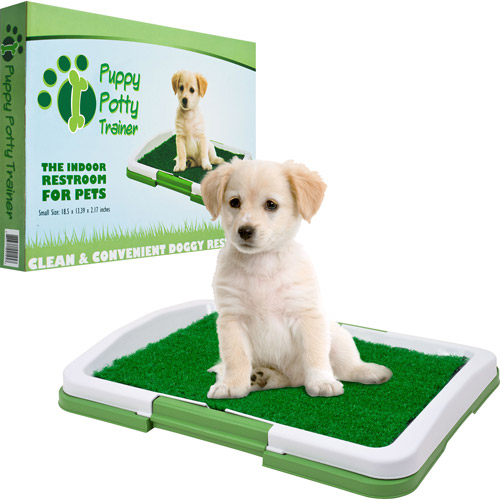 PETMAKER Puppy Potty Trainer, The Indoor Restroom for Pets