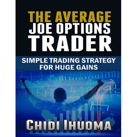 The Average Joe Options Trader - eBook