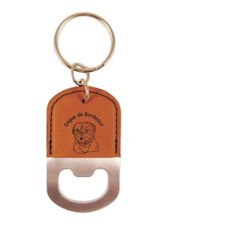 Dogue de Bordeaux Bottle Opener Keychain K3120