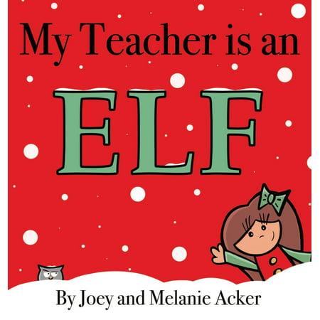Wonder Who Crew: My Teacher Is an Elf (Hardcover)(Large - Is Zooey Deschanel In Elf