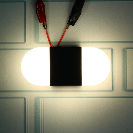3W LED Wall Light Indoor Lighting Sconce Hallway Screen Protectors Aisle Living Room Lamp Oval 140*60*10MM 85-265V for Living Room, Bedroom, Kitchen, Dining Room