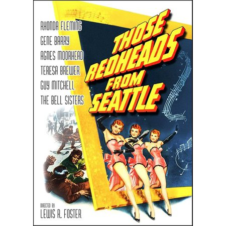 Those Redheads From Seattle (DVD)