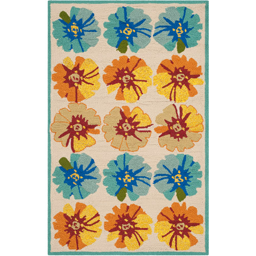 Safavieh Four Seasons Maybelle Floral Area Rug Or Runner