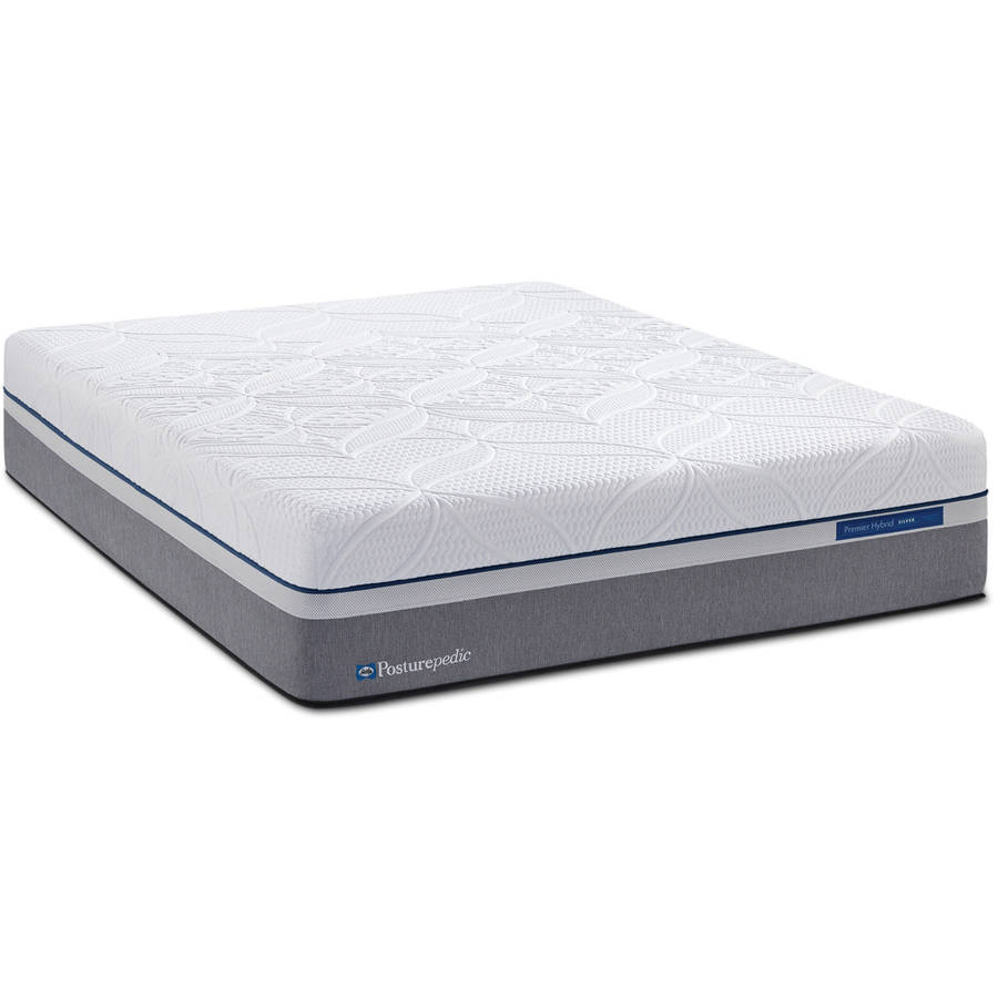 Sealy Posturepedic Premiere Hybrid Sliver Ultra Plush Mattress In Home White-Glove Delivery Included by Overstock