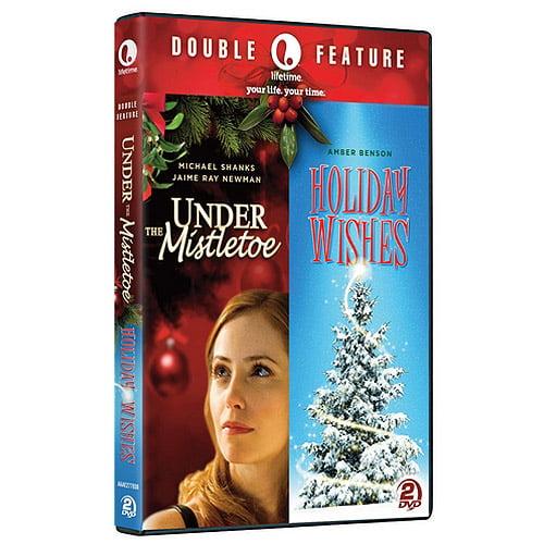 Under The Mistletoe / Holiday Wishes (Full Frame)