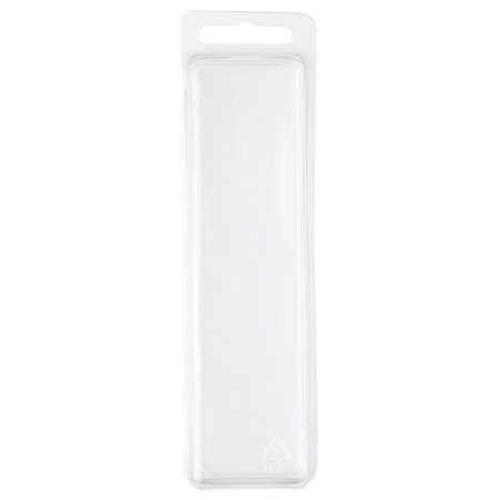 - Clear Plastic Clamshell Package / Storage Container, 5.5