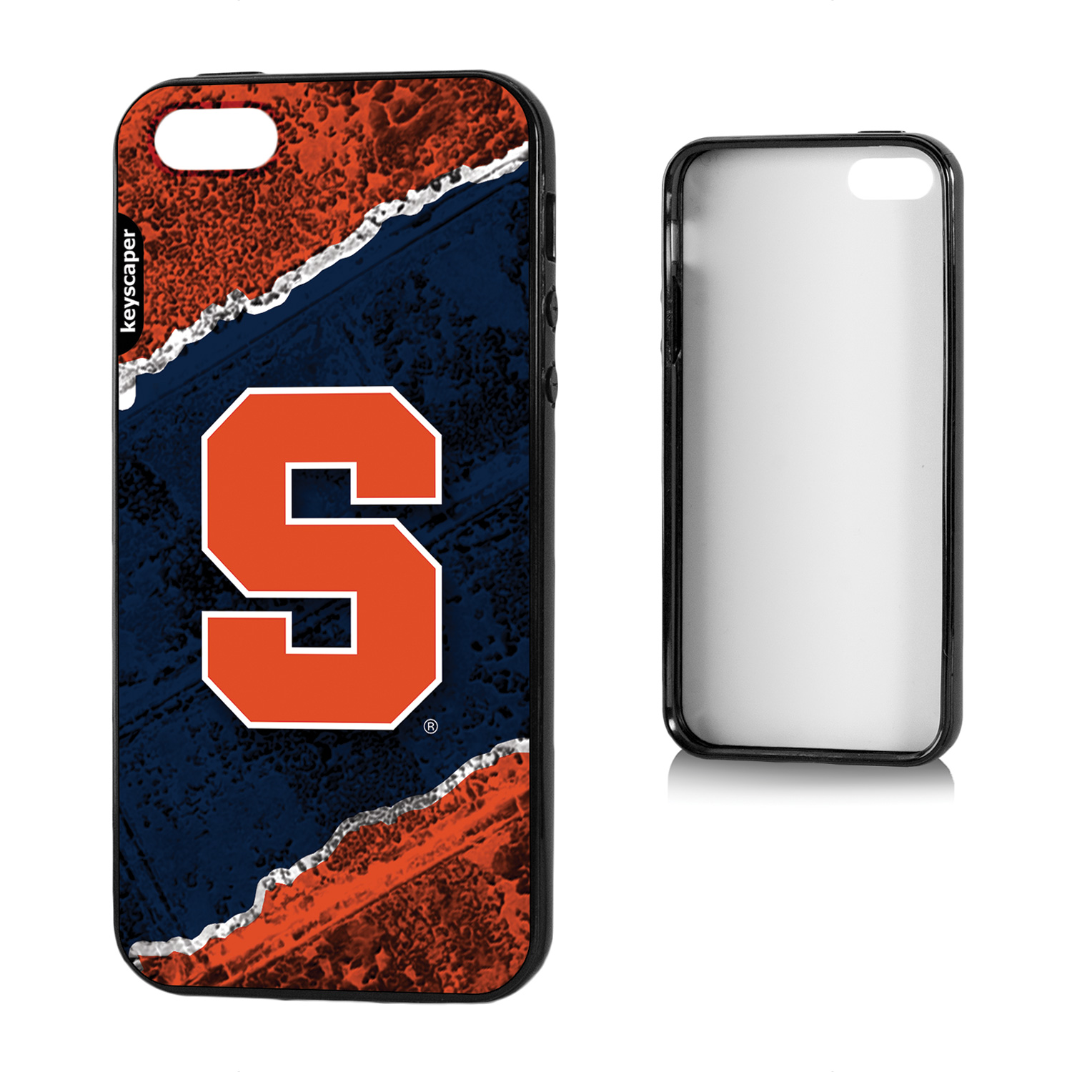 Syracuse Orange iPhone 5 and iPhone 5s Bumper Case