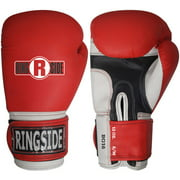 Ringside Pro Style Training Gloves Large/XLarge Red