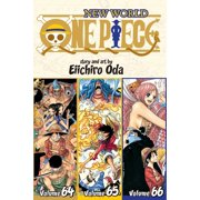 One Piece (Omnibus Edition), Vol. 22 : Includes Vols. 64, 65 & 66